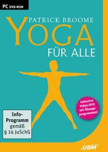 Cover für Yoga für alle