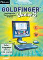 Cover für Goldfinger Junior 5