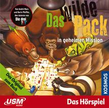Cover für Das wilde Pack in geheimer Mission