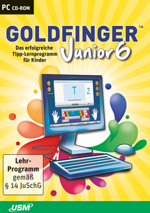 Cover für Goldfinger Junior 6