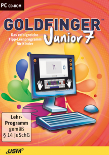 Cover für Goldfinger Junior 7