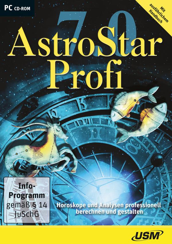 astrostar profi 7 0 horoskope und analysen professionell. Black Bedroom Furniture Sets. Home Design Ideas