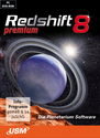 Cover für Redshift 8 Premium