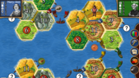 Catan update for iOS and Android